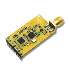 FSK 433MHz Wireless Transceiver Module with UART Serial Communication