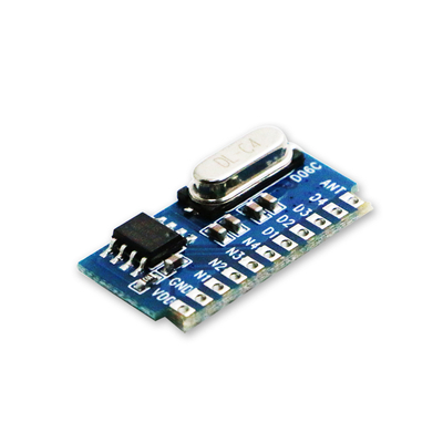 433MHz RF Receiving Module with Switch Control And Learning Code Function