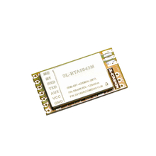 UART Serial Module with AXSEM AX5043 Chip