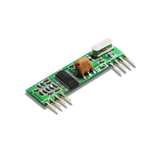 ASK Superheterodyne Wireless Receiving Module RX98H