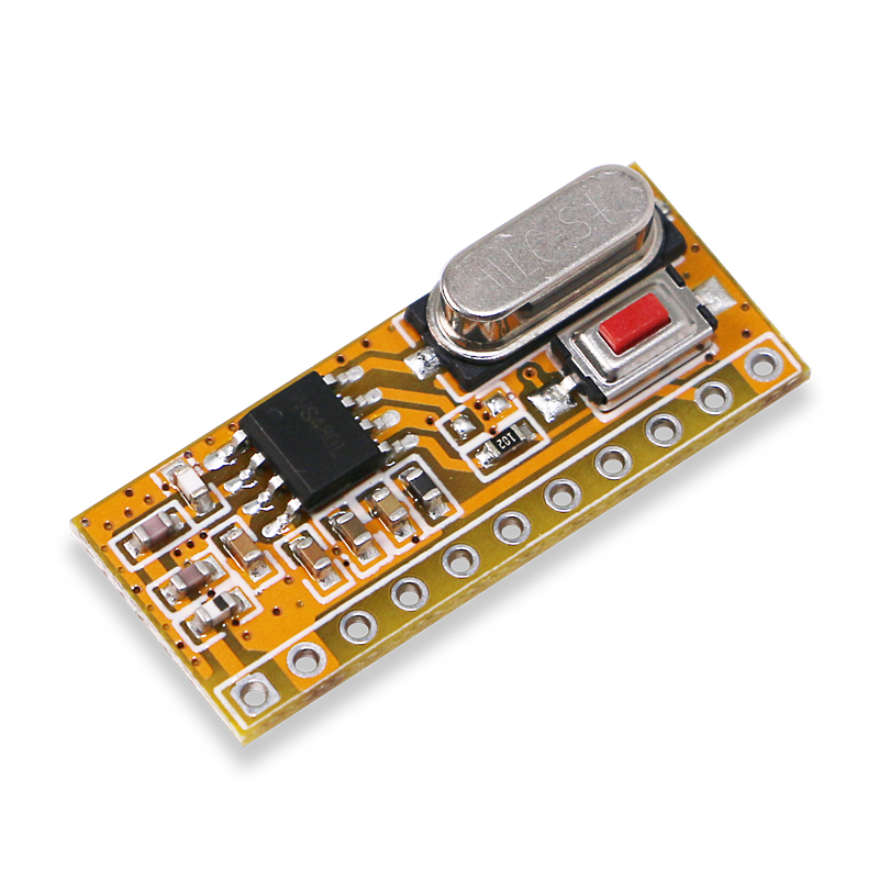 4-Channel Switching Control RF Receiving Module