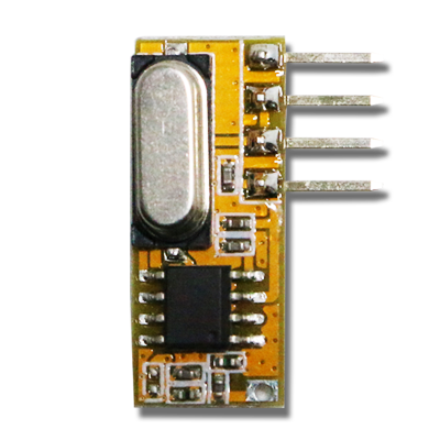 High Sensitivity Superheterodyne RF Receiving Module